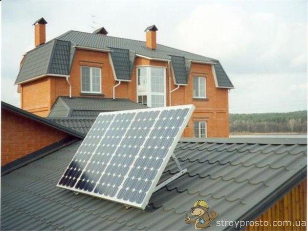 Отопление солнечными батареями своими руками