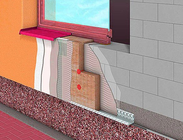 Утепление фасада дома в нижнем новгороде