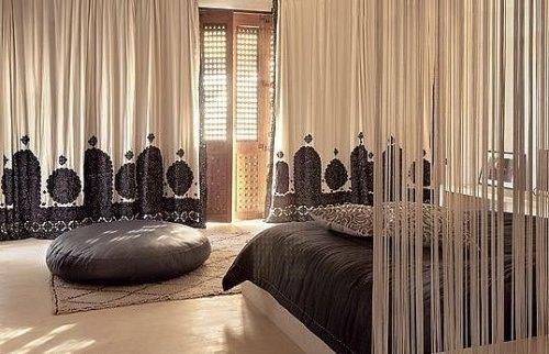 шторы рисунок перо